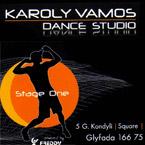 STAGE ONE KAROLY VAMOS DANCE STUDIO
